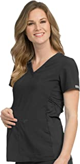 Med Couture Women's Maternity Scrub Top