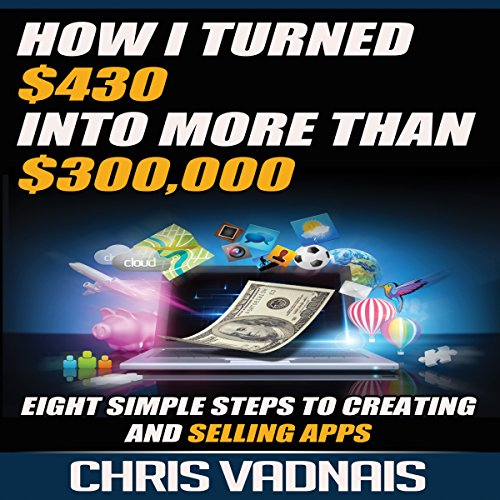 How I Turned $430 into More Than $300,000 audiobook cover art