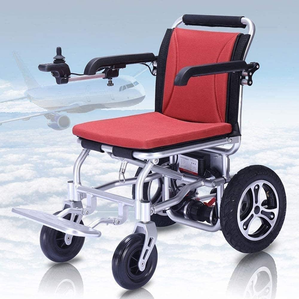 HZYDD Electric Wheelchair Ranking TOP5 Folding Elderly Branded goods Disab Portable Scooter
