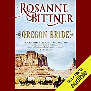 Oregon Bride audiobook cover art