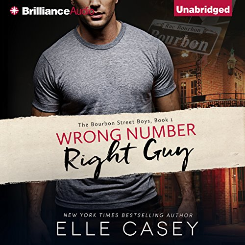 Wrong Number, Right Guy cover art