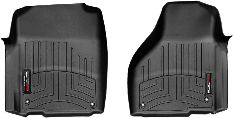 WeatherTech 444651 Series Black Front FloorLiner