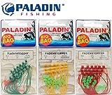 Paladin 18 Fadenstopper + Perlen Schnurstopper Spirolino Posen, Forellenangeln, Angeln auf Forelle,...