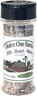 Holen One Farms, Rub Java Rib And Roast, 5 Ounce