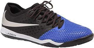 Men's Zoom Hypervenom 3 Pro IC Shoes (Racer Blue/Metallic Silver)