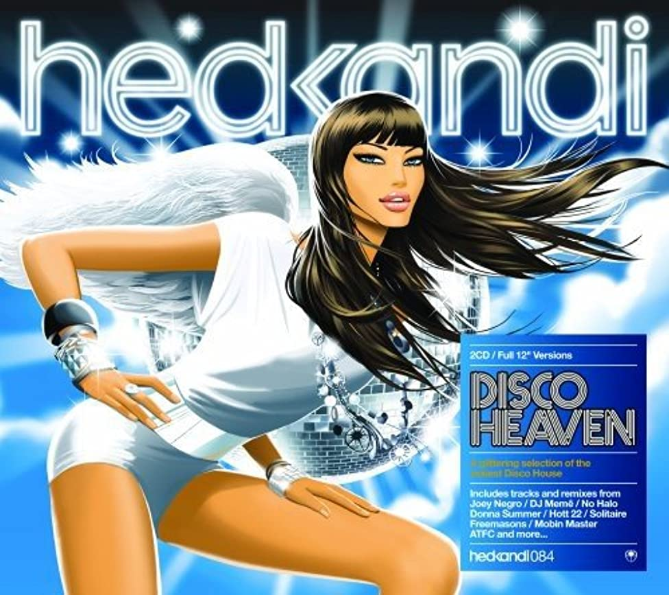 Hed Kandi: Disco Heaven 84 Various