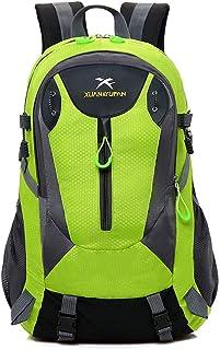 Ajing Mochila de senderismo ligera de 40 l, multifuncional, resistente al agua, informal, para ciclismo, viajes, escalada, montañismo, deportes al aire libre