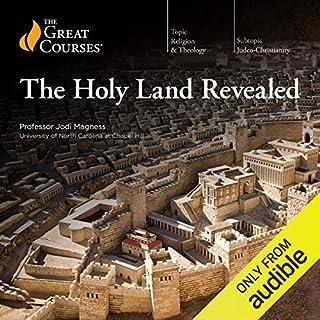 Holy Land Revealed audiobook cover art