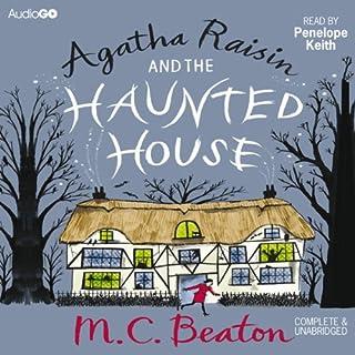 Couverture de Agatha Raisin and the Haunted House