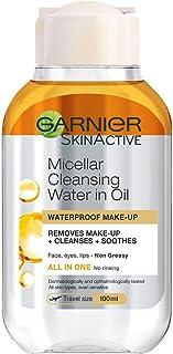 Garnier SkinActive Micellar Cleansing Water with Moroccan Argan Oil 100ml