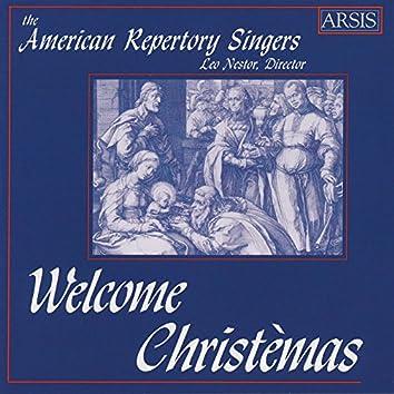 Welcome Christèmas