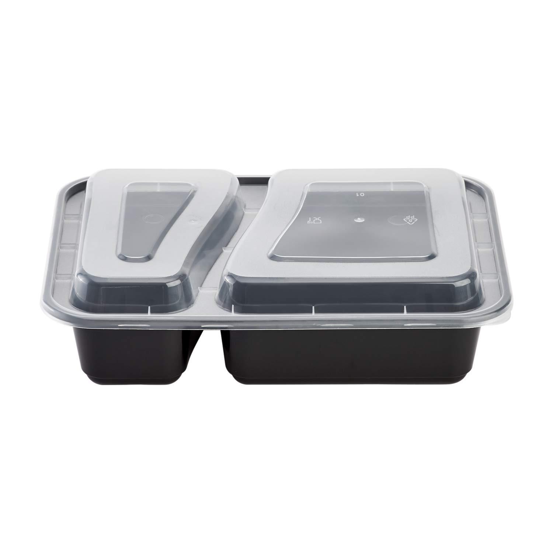 Karat IM-FC1030B-2C Over item handling 38 oz. Popular brand PP Molding Fo Injection Microwaveable