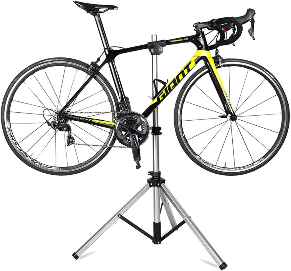 Max 77% OFF CWBB Bicycle Repair Workshop Stand Adjustabl Brand new Tripod Height with
