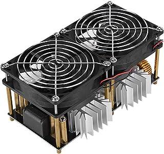 Socobeta Värmeplatinmodul 1 800 W ZVS induktionshäll modul värme lyv-drivrutinvärmare med tesla-spole och fläkt