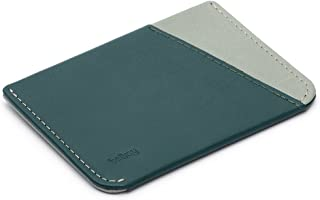 Bellroy Leather Micro Sleeve Wallet Teal
