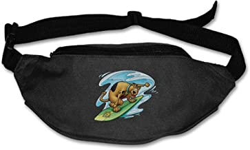 F1&Cany Scooby-Doo Family Outdoor Sport Jogging & Exercise Cycle Waist Pack Cell Phone Bag Key Holder For Iphone 7/plus 6s Plus/6 Plus/6s/6,galaxy S5,s6 Etc.