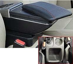 Para Focus 2 MK2 2009-2012 Auto Apoyabrazos Consola Central Reposabrazos Accesorios Negro