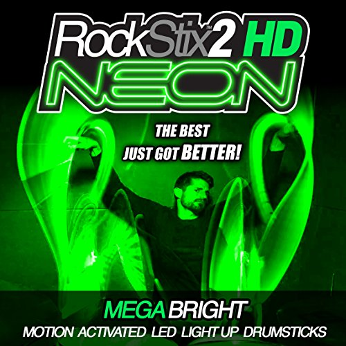 ROCKSTIX2 HD NEON - VERDE