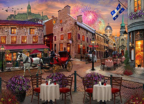 Old Montreal Jigsaw Puzzle 1000 Piece