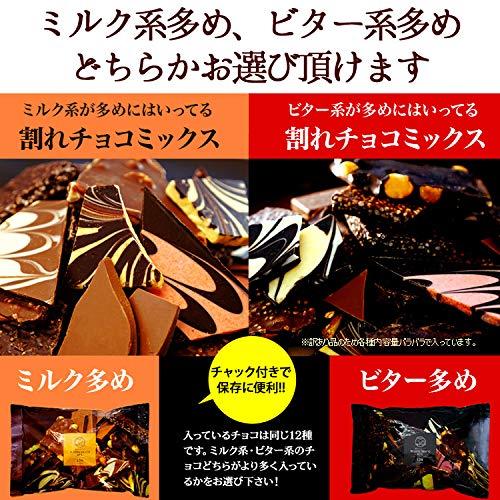チュべ・ド・ショコラ『割れチョコミックス』