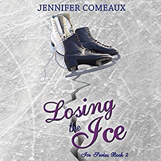 Losing the Ice audiobook cover art