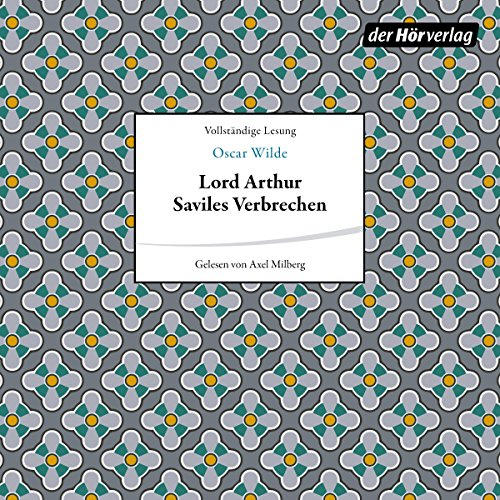 Lord Arthur Saviles Verbrechen cover art