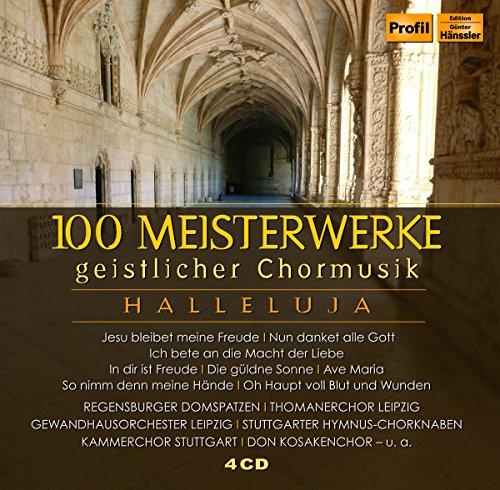 100 Meisterwerke geistl.Chorm.