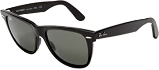 RB2140 Original Wayfarer Sunglasses (50 mm, Shiny Black...