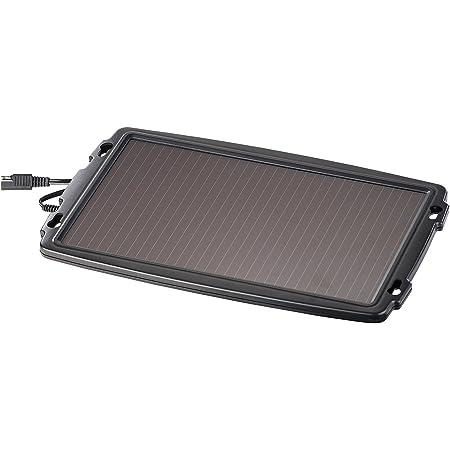 Saronic Solar Ladegerät Auto Ladegerät Bundle Mit Zigarettenanzünder Stecker Und Akku Ladeklammer Für Fahrzeuge Wohnwagen Und Boote 1 5 Watt Auto