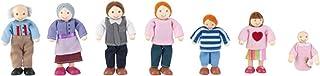 KidKraft Doll Family of 7 – Caucasian
