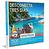 Smartbox - Caja Regalo -DESCONECTA Tres DÍAS - 3500 estancias en hoteles de hasta 4*...