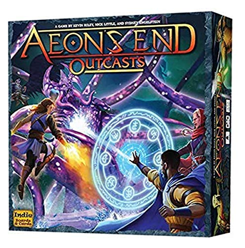Indie Boards and Cards Aeon's End Outcasts
