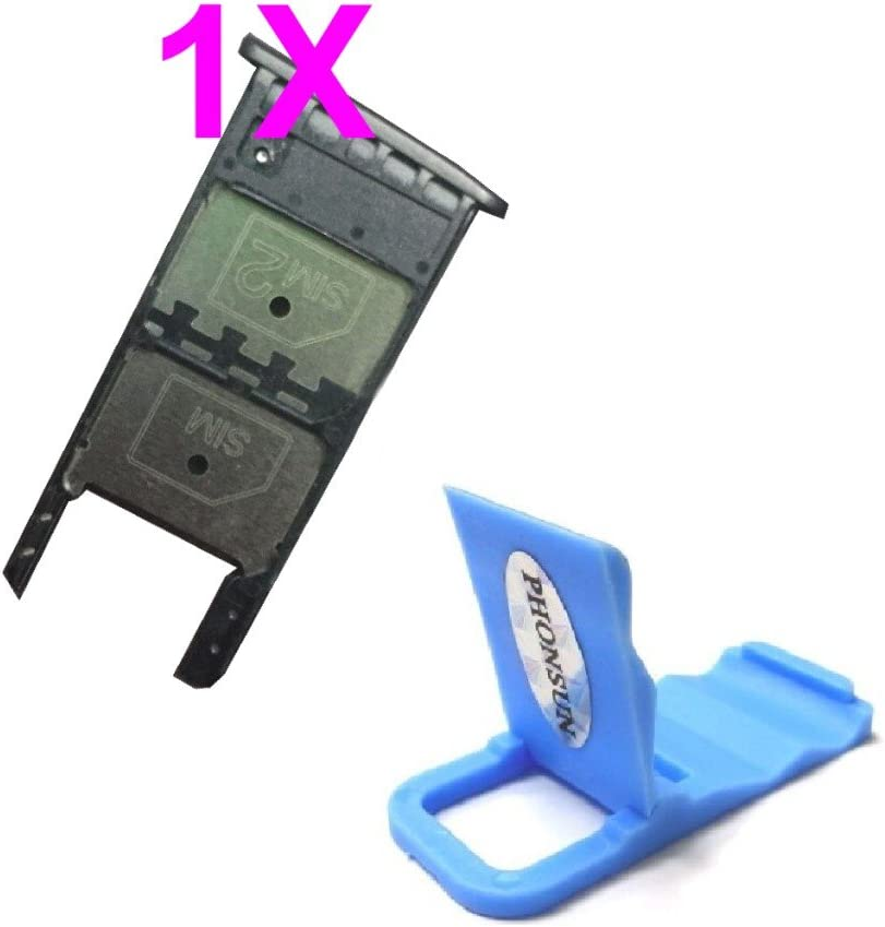 Store Dual SIM Card Slot Holder Tray Replacement Motorola M Direct stock discount for Repair