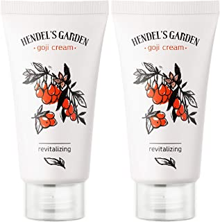 Sponsored Ad - Goji Cream by Hendel's Garden - Original 50 ml of Anti-Aging Moisturizer - Anti-Wrinkle Face Cream for Youn...