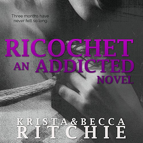 Ricochet cover art