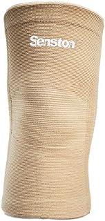 senston Rodillas de Compresión Rodillera Protector Knee Brace Uso Médico Elástico,Soporte de Rodilla para Voleibol,Baloncesto,fútbol,Ciclismo,Gimnasio,Artritis Recovery-Hombres/Mujeres-S/M/L