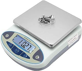 آزمایشگاه دقت بالا آزمایشگاه مقیاس تحلیلی الکترونیکی مقیاس دقیق دیجیتال دقیق تعادل الکترونیک مقیاس تعادل تعادل طلا مقیاس های آشپزخانه (5000 گرم، 0.01 گرم)