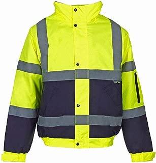Amazon.es: Amarillo - Chaquetas y abrigos / Ropa de trabajo y de ...