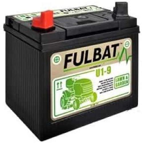 Fulbat - Batterie Moto U1-9 12V / 24Ah
