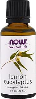 Now Foods Essential Oils, Lemon Eucalyptus, 1 Fl Oz (30 Ml)