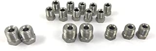 stainless steel sae fittings