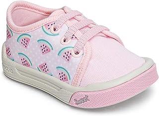 Tenis de menina Pimpolho BR Feminino ROSA