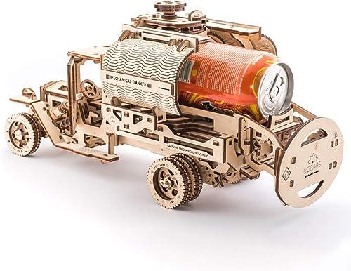 Handmade story 3D Holzpuzzle, Laser-Schnitt-H ernes Puzzlespiel,DIY Spielzeug,H ernes Modell Geb e,Geburtstags, Kinder Und Erwachsene