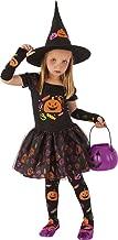 Rubies- Disfraz infantil bruja Candy, S (3-4 años) (Rubie's Spain S8349-S)