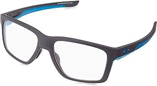3d08b0b23 Oakley MAINLINK MNP OX8128 812804 Cinza Lente Transparente Tam 57