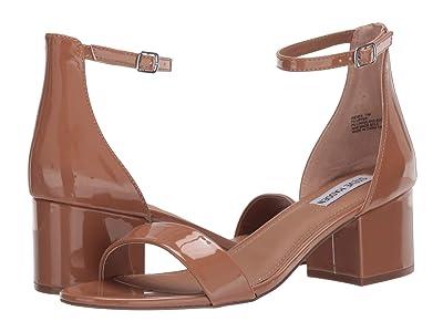 Steve Madden Irenee Sandal (Camel Patent) Women