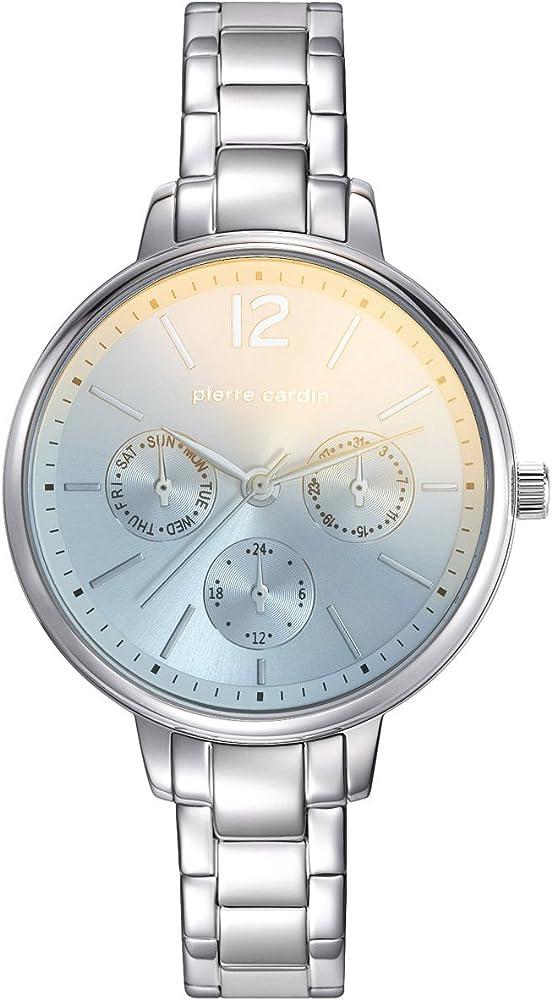 pierre cardin orologio per donna in acciaio inossidabile pc107592f01