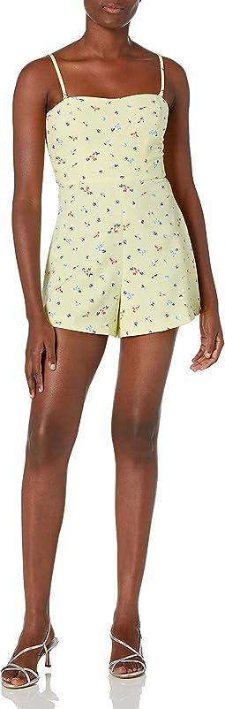 Women's Whisper Light Sleeveless Strappy Stretch Mini Dress