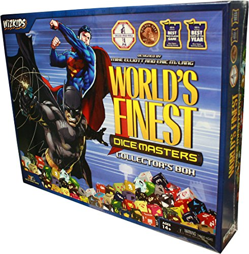DC Dice Masters: World's Finest Collector's Box