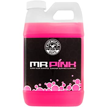 Chemical Guys CWS_402_64 Mr. Pink Super Suds Shampoo & Superior Surface Cleanser, 64 oz, 64 fl. oz, 1 Pack